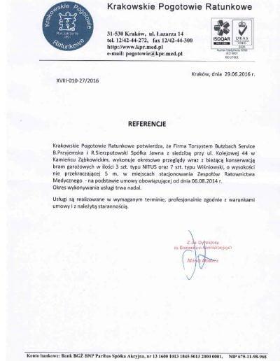 referencje_Krakowskie_pogotowie