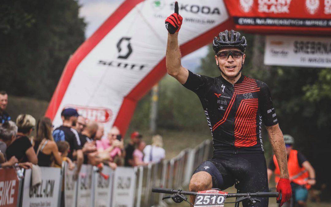 Filip Helta Mistrzem Polski w Maratonie
